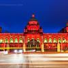 Illuminated Belfast City Hall