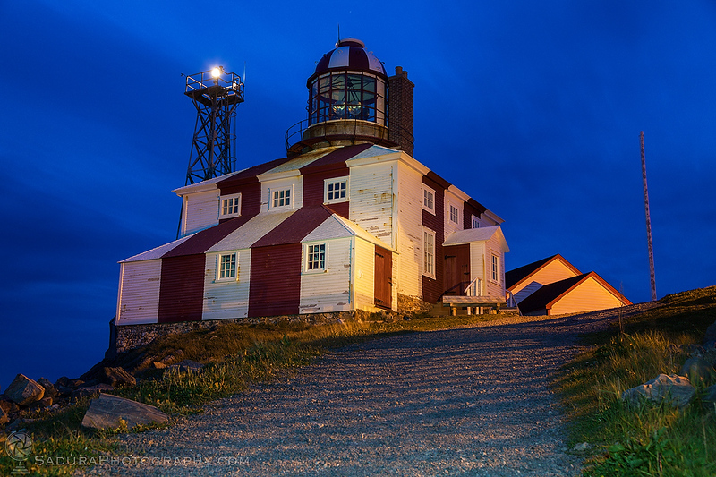 Cape Bonavista Lighthouse, Newfoundland