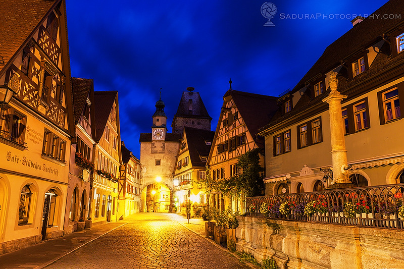 Roder Arch in Rothenburg