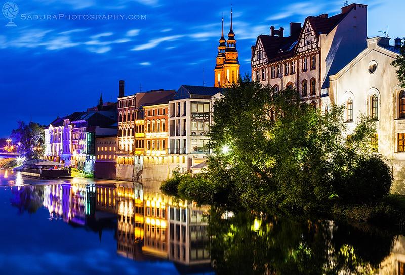 The Venice in Opole