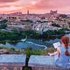Painted Toledo