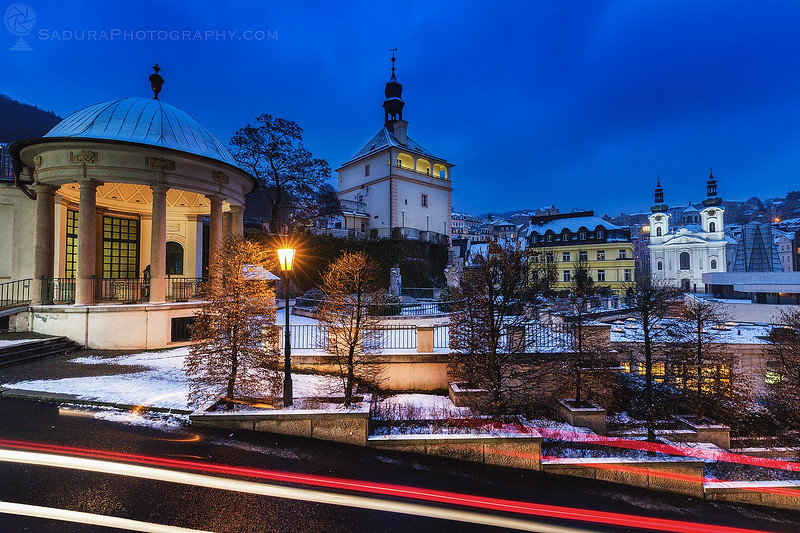 Castle Spa in Karlovy Vary