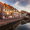 Colorful houses in Colmar