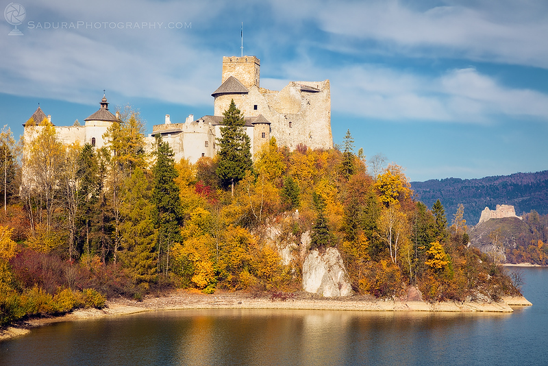 Niedzica and Czorsztyn Castles