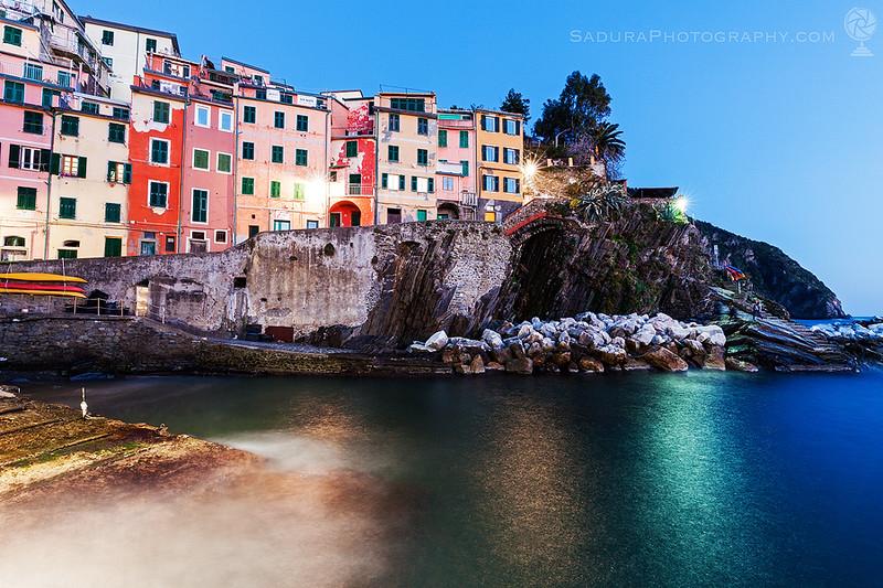 Colorful Riomaggiore