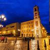 Clock Tower on Palais de Justice Square