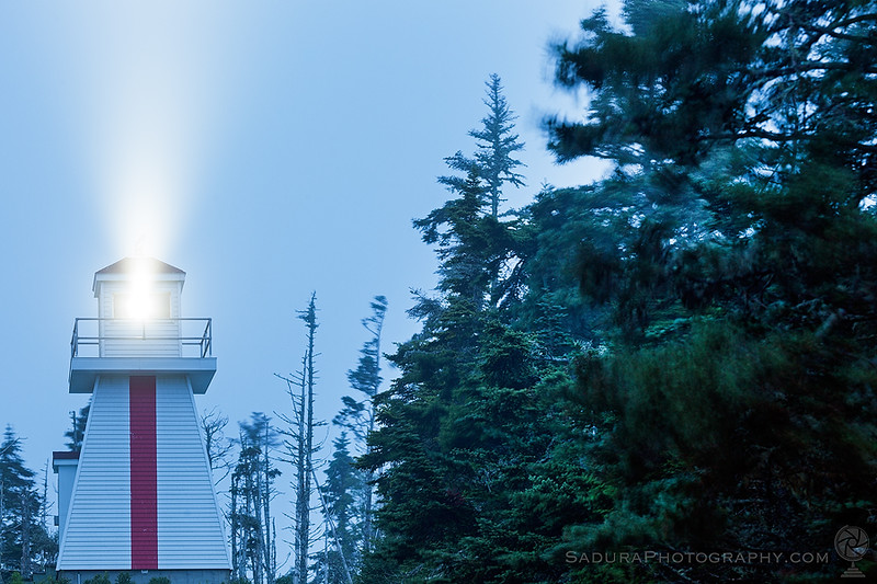 Sheet Harbour Passage Range Rear Lighthouse