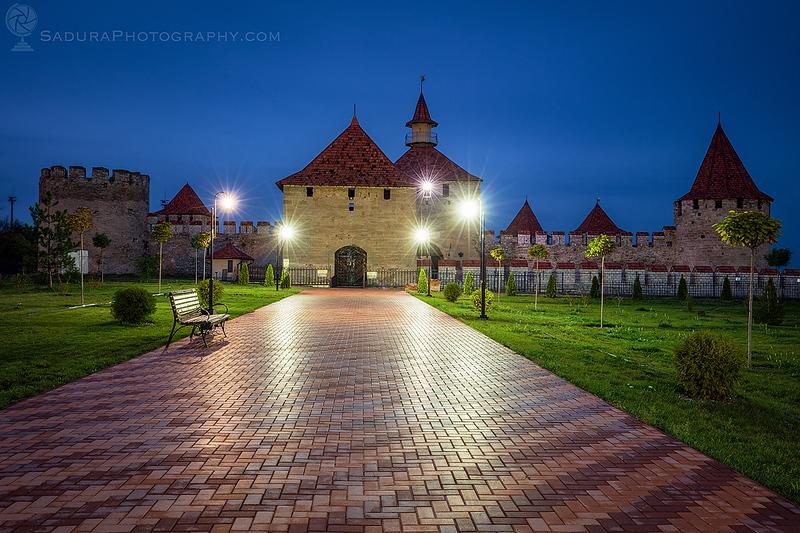 Bendery Castle
