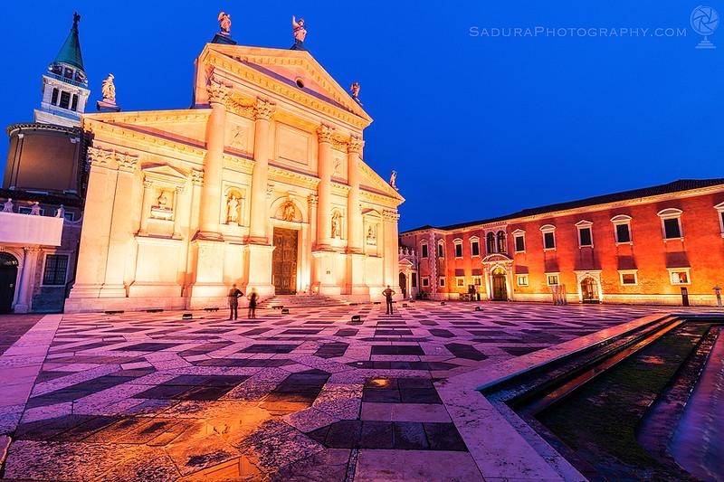 Church of San Giorgio Maggiore on Campo San Giorgio