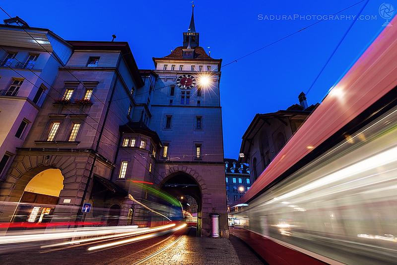 Prisoner Tower in Bern