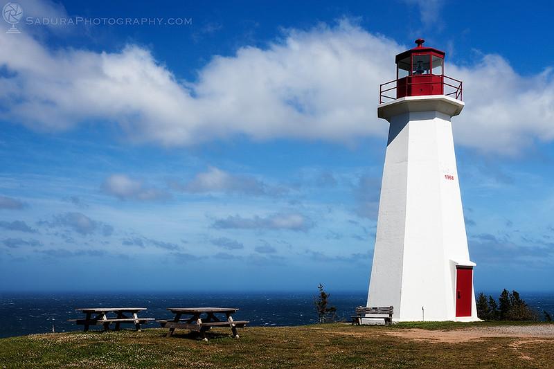 Cape George Lighthouse - Nova Scotia, Canada