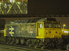 """47513 """"Severn"""" stabled at Reading on 10th August 1996. Scanned Transparency."""