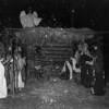 Nativity Scence_Baptist Church_December 1970
