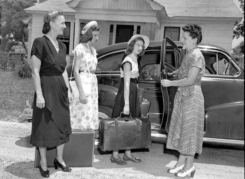 American Legion Girls State Participants, 1948