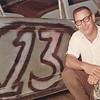 Racecar 13 - Harvey Dupree