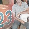 Racecar 23 - J.E. Sapp