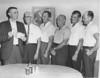 _____, Charlie Matthews, Hubert Moore, Winfred Chambless, Ras Kinchen, Dick Tucker<br /> Alapaha Lions Club