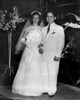 Mary Alice and Bobby Clyatt wedding, late 1940s.