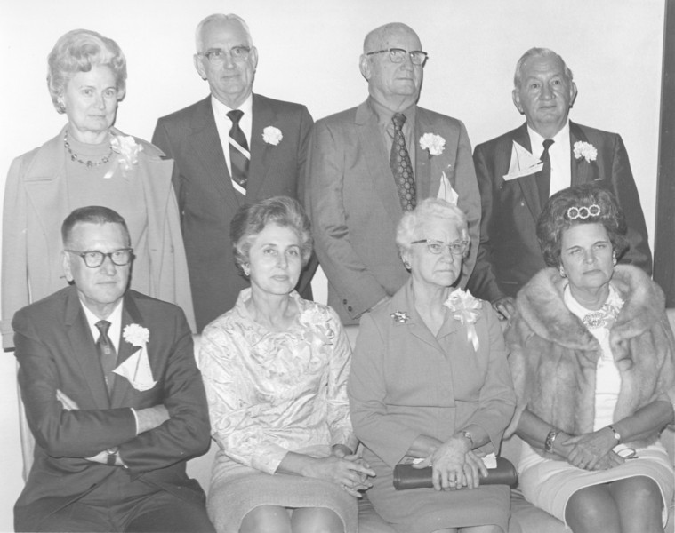NHS Class of 1940 Faculty and Spouses Dec 1970