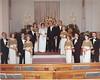 wedding party at FBC Nashville - JC