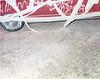 wedding - red car - JC