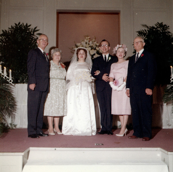 Sonny Waller Wedding