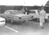 wedding car - 1970