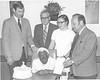 Virginia Mormon 105th Birthday, November 1972