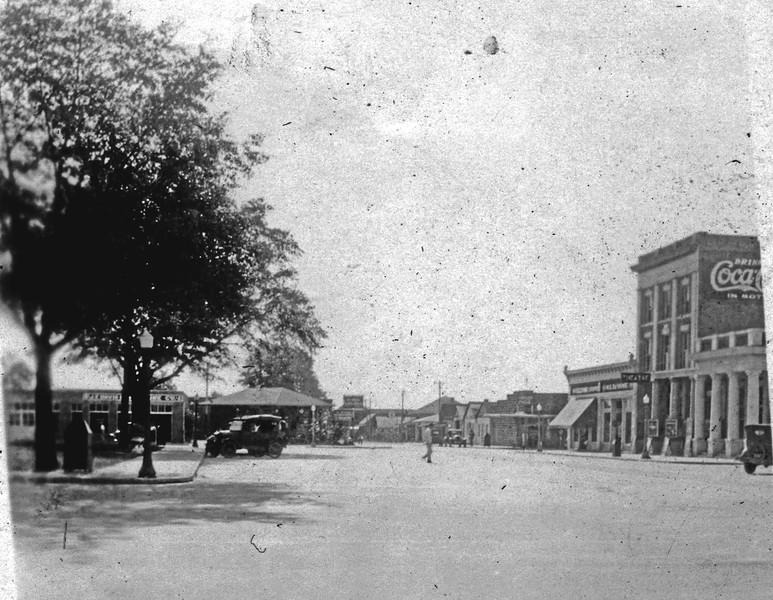 Nashville, Georgia c1922 Washington Ave