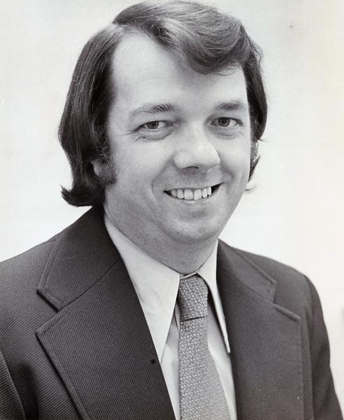 Ronald Walker early 1970s