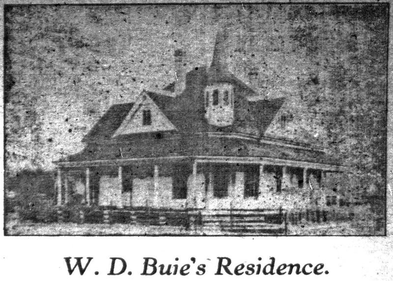 Buie Residence