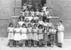 Plair 13 -- Anne Maddox's homeroom at Nashville Elementary School<br /> (identifications and year needed)