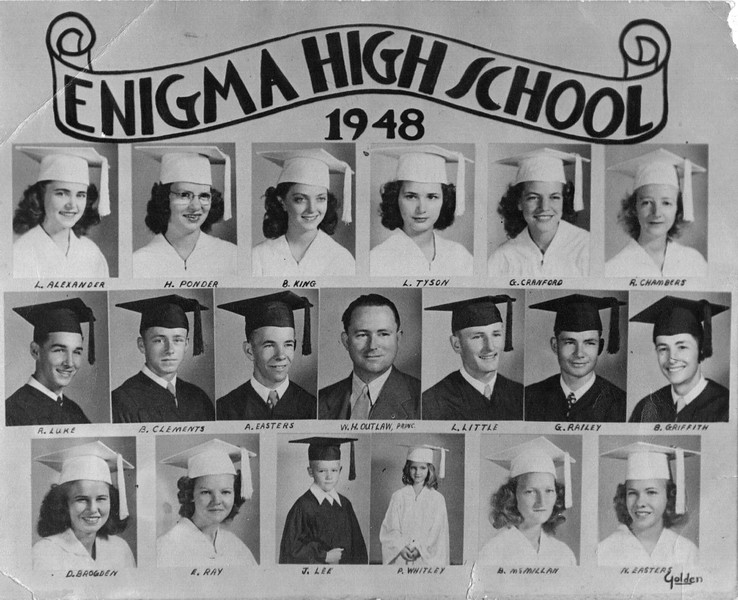 Enigma High School Class of 1948