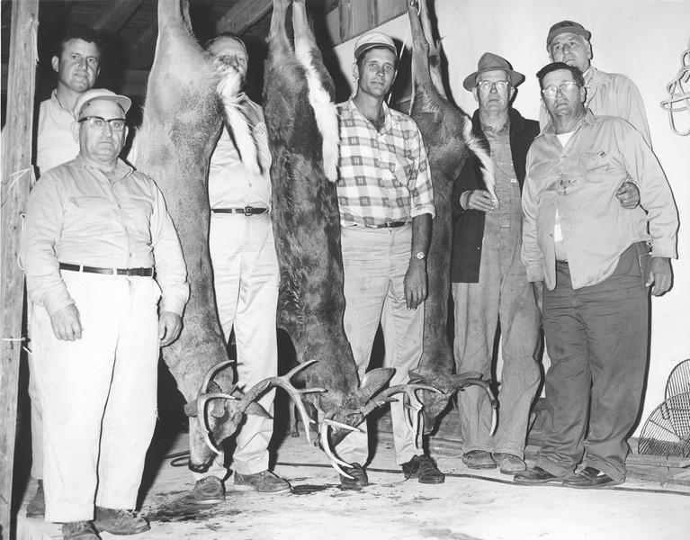 Deer Hunters, November 1970