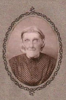 Elizabeth McCranie Patterson, wife of James D. Patterson<br /> Photo courtesy of Ray Luke