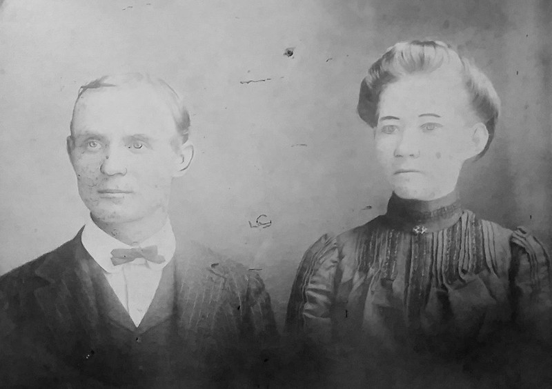 Who is this? Maybe John Giddens and Martha Ada Swindle