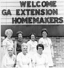 Berrien Home Extension Delegation, May 1971