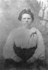 Bell Clements, step-daughter of William and Elizabeth Adams.<br /> Photo courtesy of Leuna Kent