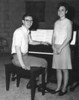 Jimmy Perry and Sherry Connor, Most Talented, BHS Class of 1968.