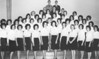 1963-64 Glee Club from BHS yearbook