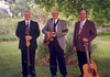 Nashville Mission Pickers, about 1992. Left to right: Johnny Brantley, Bill Hollis, Terry Hesters. Photo courtesy of Johnny Brantley