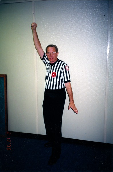 "Jim Hunt, basketball referee<br /> <br /> Area of Contribution:  	official, sports writer<br /> <br /> Time Period of Contribution:	1964 – 2002 <br /> <br /> Teams Associated With:	<br /> <br /> Awards/Highlights:	<br /> <br /> <br /> Away from Sports:<br /> Principal of Berrien High School, 1975-1985; Enigma School, 1985-1988; Northwest Elementary, 1988-1994 … active in Nashville Rotary Club … in 1960s served as ""stringer"" for Tifton Gazette, covering sports in the Tiftarea"