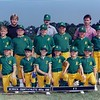 1988 Little League A's Baseball Team<br /> <br /> Front:  Darian Futch, _____,  _____,  _____,  _____,  _____.<br /> 2nd Row:  Derrick Renfroe, _____,  Johnny Walker, _____,  Jason Rowland, _____.<br /> Back:  Coaches Hal Bradford, _____,  Russell Rowland.<br /> <br /> (other identifications needed)
