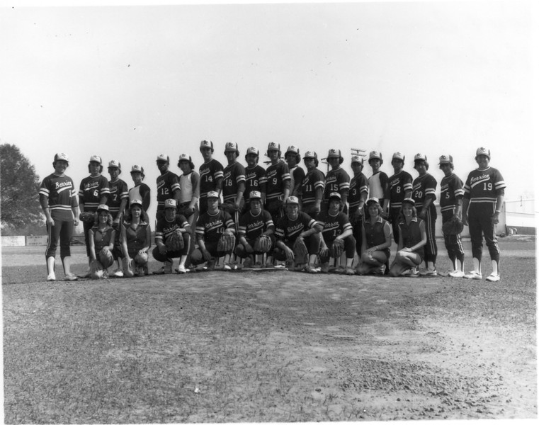 1978 BHS Baseball Team<br /> <br /> photo courtesy of Melba Phillips