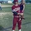 Hank Phillips and Terri - 1976 BHS Baseball