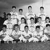 First Baptist Church Yankees Little League 1960