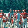 1987 BHS baseball team at Camden County in Region 2-AA playoffs.