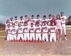 1972 BHS baseball team - JC
