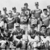 1961 BHS Baseball Team<br /> (photo from yearbook scan - ORIGINAL PHOTO NEEDED)<br /> <br /> Front row (L-R):  Ralph Bradham, Jamie Chapman, Earl Wayne Rowan, Albert Wheeler, Carl Stone, Jimmy Harper.<br /> 2nd row:  Frank McLendon, Donnie Williams, Wayne Slaughter, Johnny Moore, Kenneth Wheeler, Coach Harris.<br /> Back row:  Mike Lee, Steve Grissett, Lamar Webb, Charles Hughes, Charles Hadsock, and James Boyd, manager.
