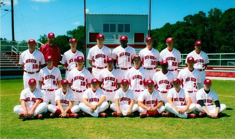 2011 BHS Baseball Team<br /> Head Coach:  Doug Nix